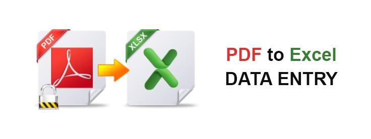 PDF-to-Excel-Data-Entry PDF to Excel Data Entry